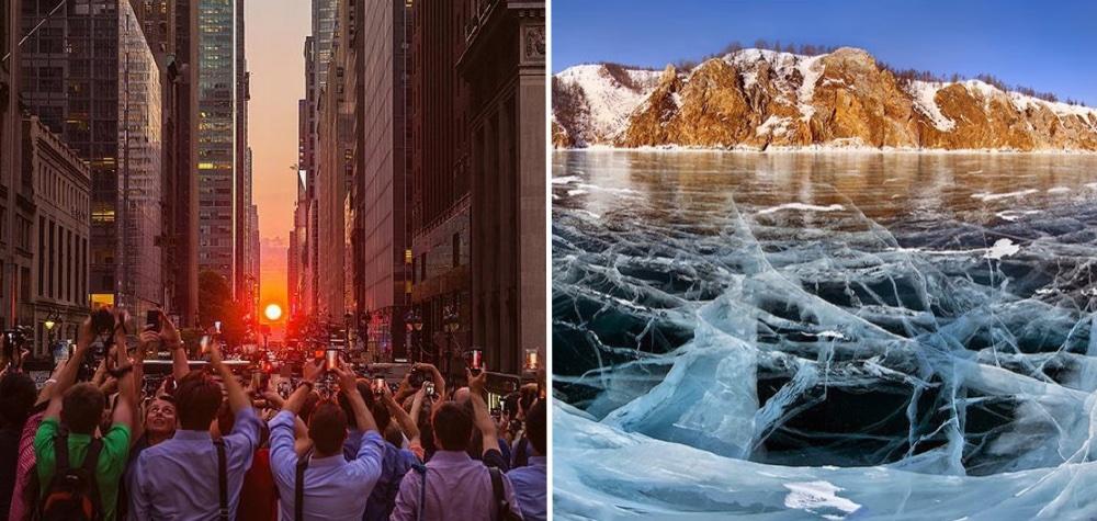 24 Dos fenômenos mais surpreendentes da natureza explicados