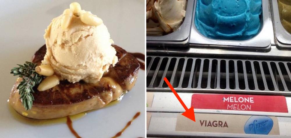 9 Dos sabores de sorvete mais esquisitos que você já viu