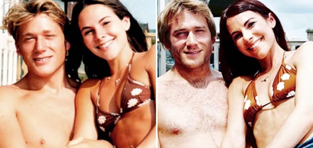 Casais de longa data recriam fotos antigas e provam que o amor verdadeiro ainda existe