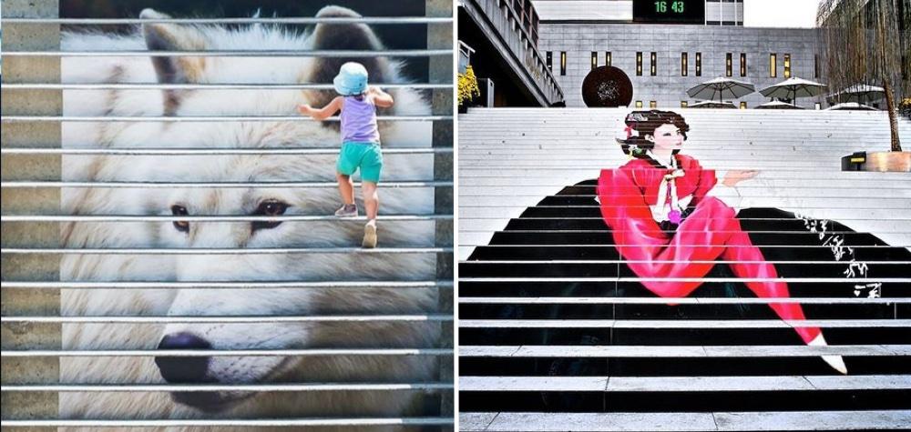 32 Escadarias únicas e surpreendentes ao redor do mundo