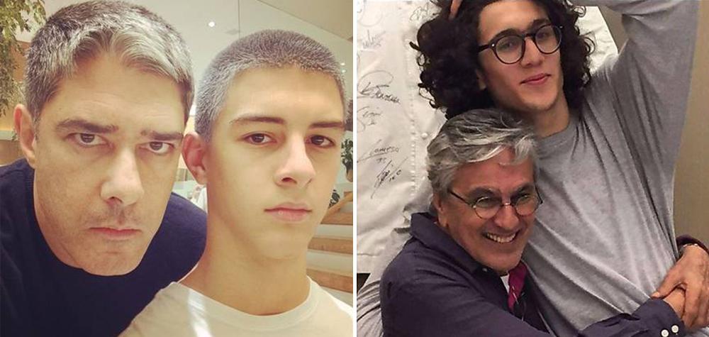 Parte 2 | 14 Filhos de celebridades que são muito parecidos com seus pais