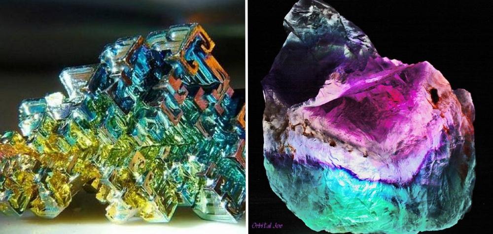 Esses são 11 dos minerais mais lindos já encontrados e que deixarão você impressionado
