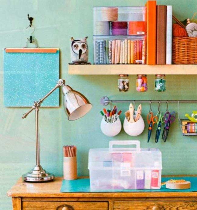 18 Maneiras Simples De Deixar A Mesa De Trabalho Mais