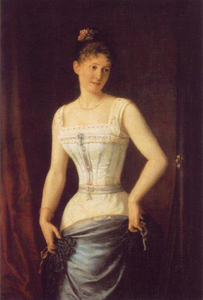 A evolução das roupas íntimas femininas nos últimos 100 anos 3 A evolução das roupas íntimas femininas nos últimos 100 anos