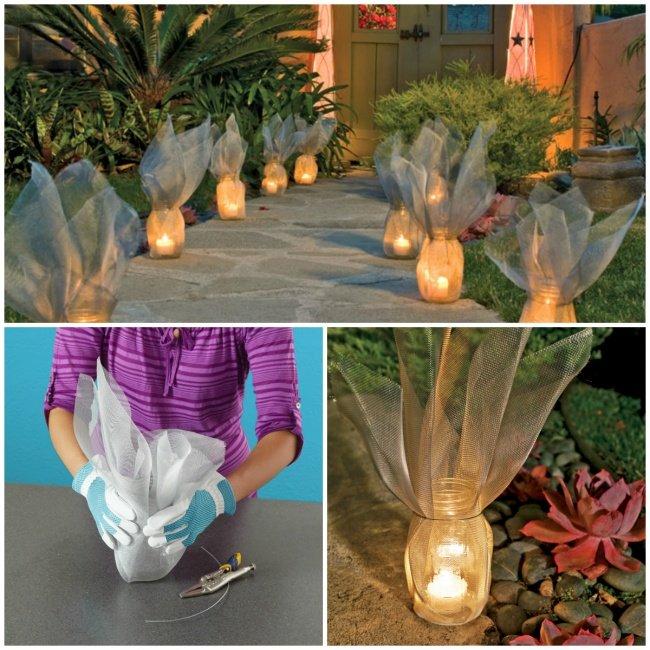 jardins ideias criativas : jardins ideias criativas:21 Ideias que vão transformar o jardim/quintal da sua casa em um
