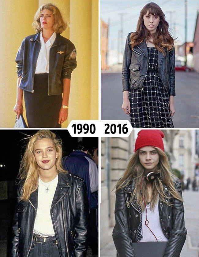 a27d736d5f 18 Peças do vestuário que fizeram sucesso nos anos 90 e que agora ...