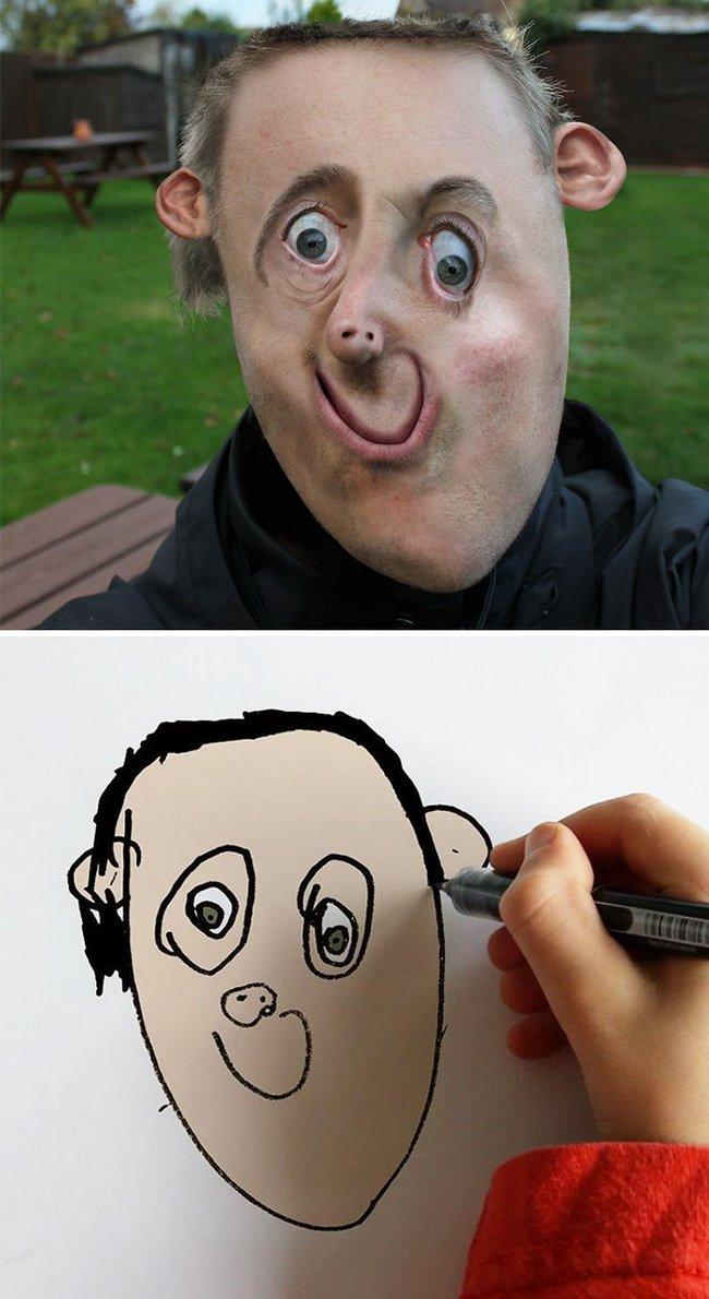 pai-transforma-desenhos-do-filho-em-fotos-9