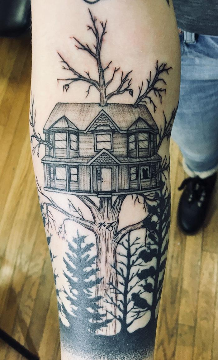 17 Histórias Emocionantes Por Trás De Tatuagens Com