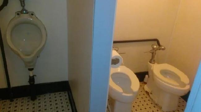 Ir Ao Banheiro Em Frances : Que