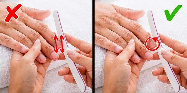 Common Mistakes Women Make While Doing a Manicure