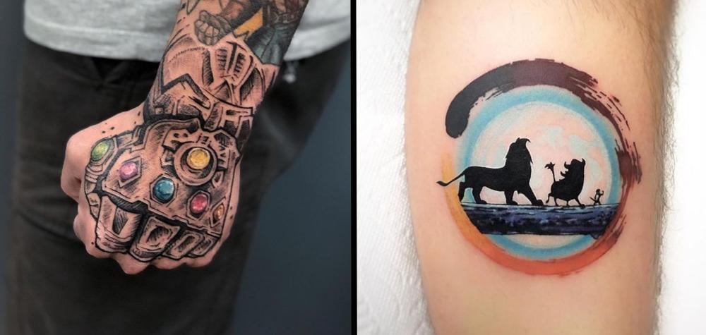 21 Tatuagens De Filmes Famosos Que Farão Você Querer Ter Uma